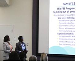 HADC Presents @ Leadership DeKalb's Capstone Presentation