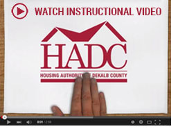 HADCs Elderly (62+) Project-Based Voucher Program Waiting List is Currently Open