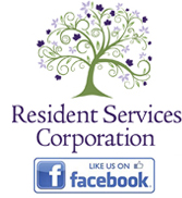 Stay in touch with your community by following the Resident Services page on Facebook!