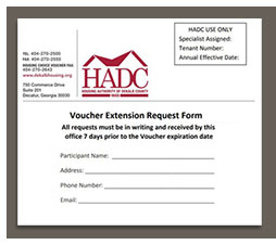 Voucher Extension