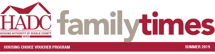 Family Times - Summer 2019