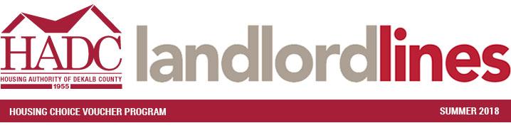 Landlord Lines - Summer 2018